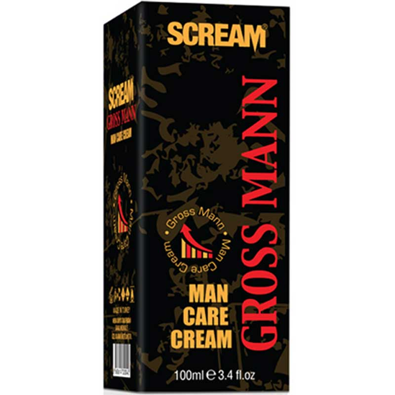 Scream Gross Mann Penis Bakım Kremi C-1505