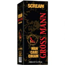 Scream Gross Mann Penis Büyütücü Krem C-1505
