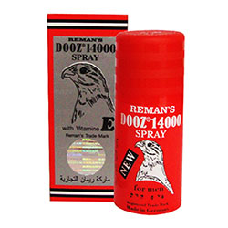 REMAN'S DOOZ 1400 DELAY SPRAY (NEW) E VİTAMİNLİ GECİKTİRİCİ SPREY